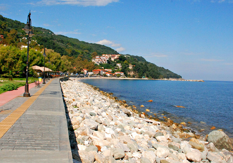 AGIOS IOANNIS, 15km - CLOSEST BEACHES