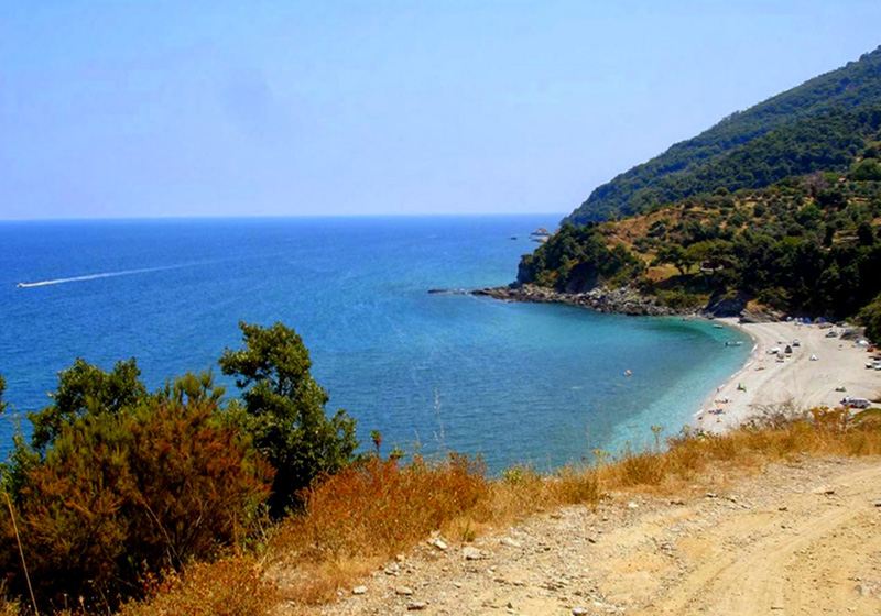 OVRIOS 20km - CLOSEST BEACHES